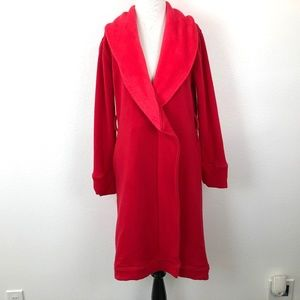 UGG Duffield Robe in Red